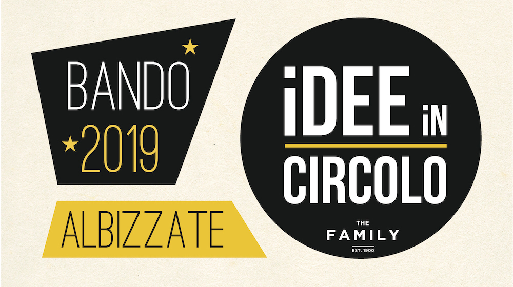 "The Family lancia il bando ""Idee in Circolo"""